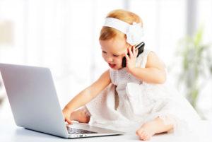 """Lola, fière de sa formation  """"Maîtriser sa communication digitale"""""""